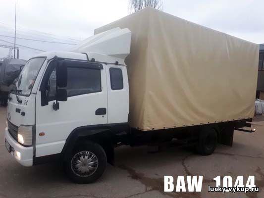Промтоварный автофургон BAW Fenix 1044